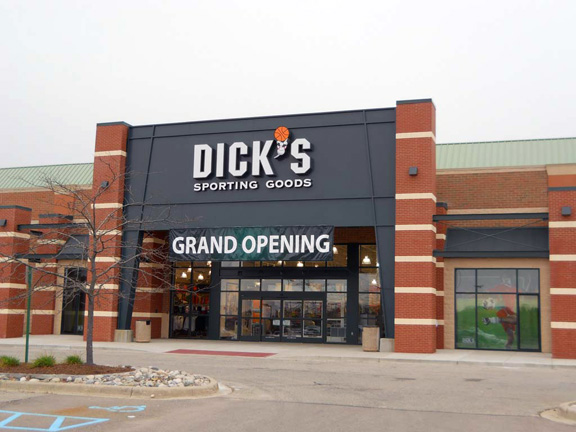 Shoppers support dick's sporting goods decision to cut off sales of assault
