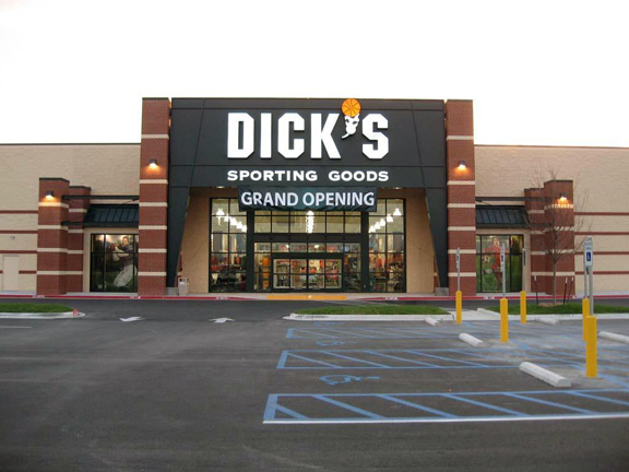 DICK'S Sporting Goods Store in Broken Arrow, OK