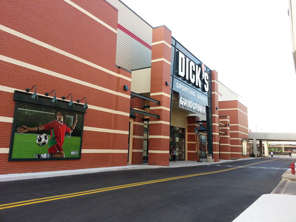 Store front of DICK'S Sporting Goods store in Wheaton, MD