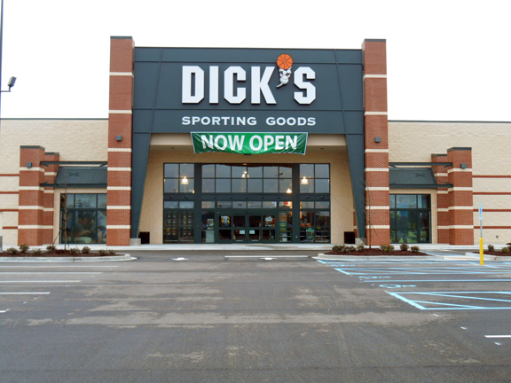 Store front of DICK'S Sporting Goods store in Slidell, LA