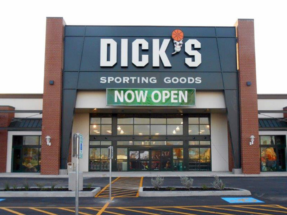 Store front of DICK'S Sporting Goods store in Corpus Christi, TX