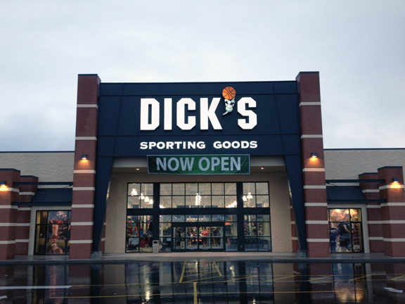 Store front of DICK'S Sporting Goods store in Ashland, KY