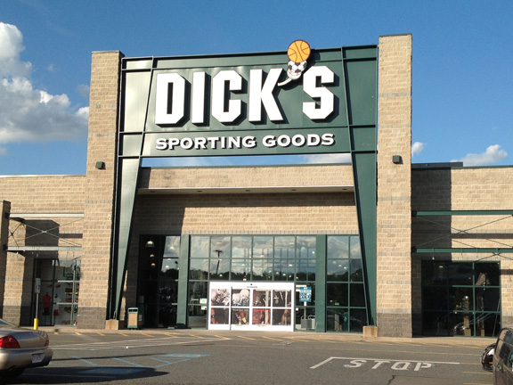 DICK'S Sporting Goods Store in Worcester, MA