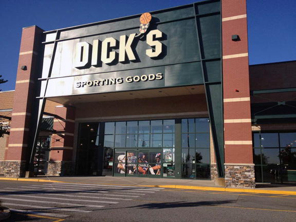 DICK'S Sporting Goods Store in Millbury, MA