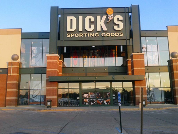 Store front of DICK S Sporting Goods store in Greenwood 6a933c02c
