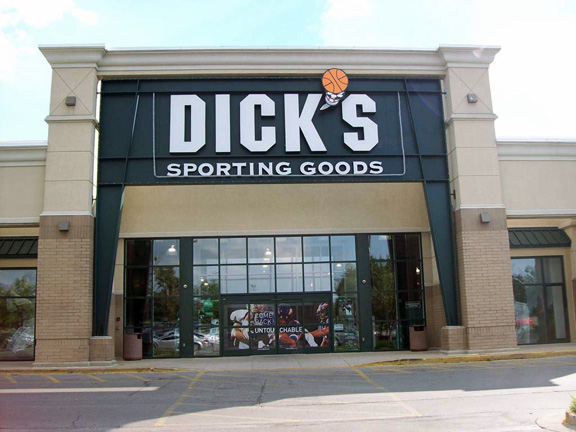 Store front of DICK'S Sporting Goods store in Lexington, KY