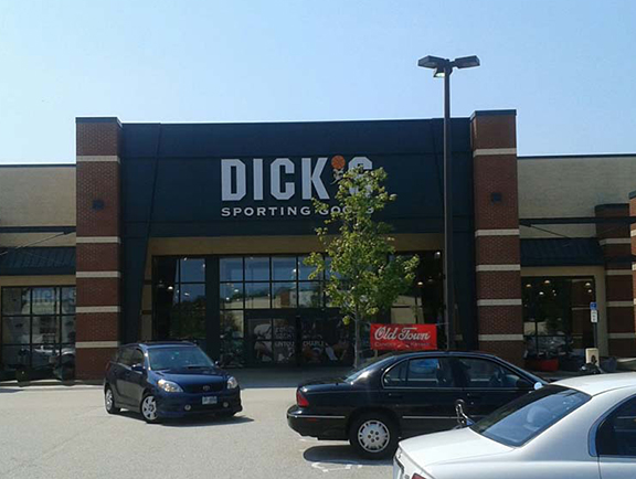 S Sporting Goods Patriot Place