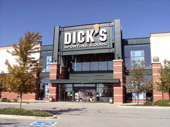 Dicks sporting goods avon