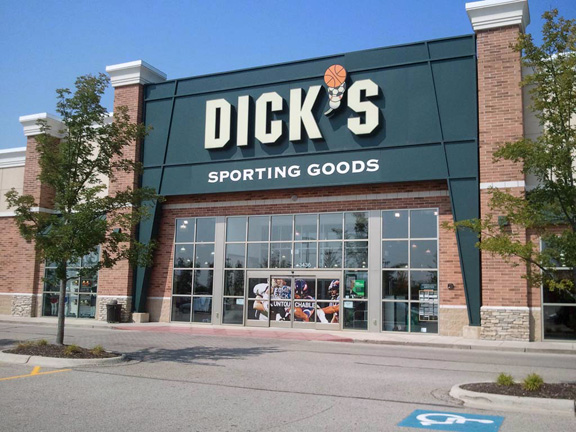 DICK'S Sporting Goods Store in McHenry, IL