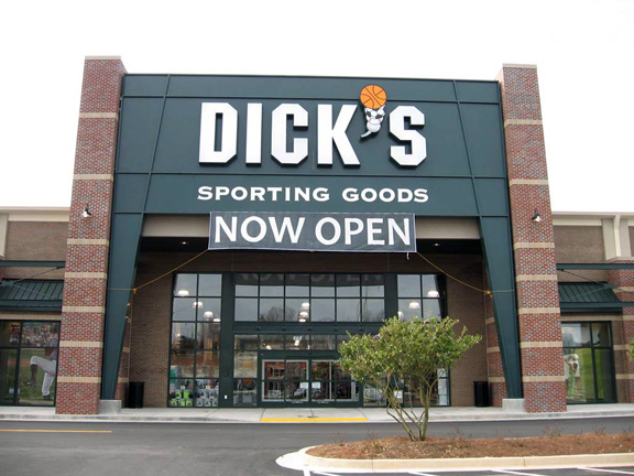 500e605bf168 DICK S Sporting Goods CANTON MARKETPLACE. 1810 cumming highway
