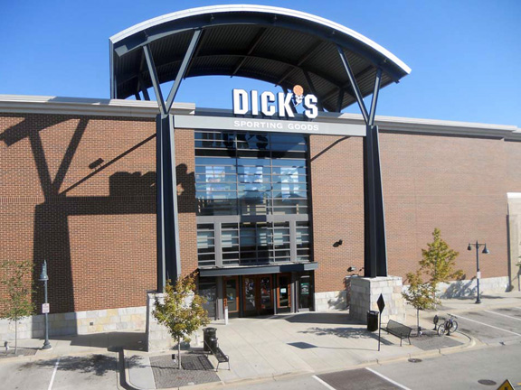 DICK'S Sporting Goods Store in Glenview, IL