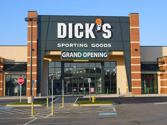 Store front of DICK'S Sporting Goods store in Lexington Park, MD