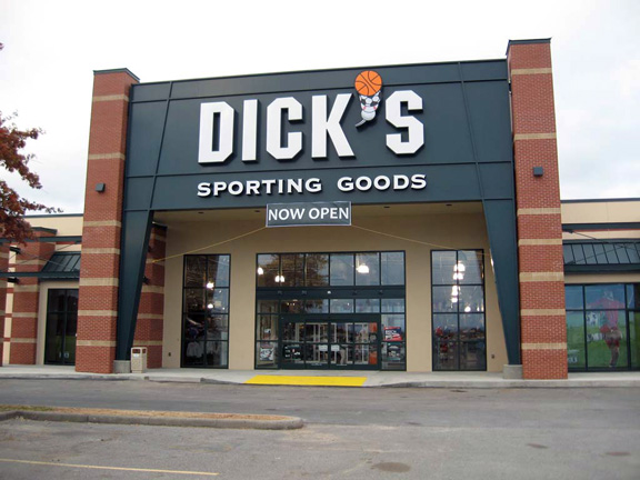 Store front of DICK'S Sporting Goods store in Paducah, KY